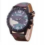 155 Camouflage Men's Military Fashion  Wrist Watch