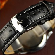 159 Men Luxury Business Leather ..