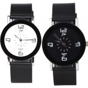 71 Round Case Analog Quartz Watches