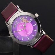 58 Luxury Lady Dress Fashion Synthetic Leather Wrist Watch