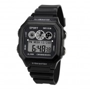 95 Men's Military LCD Digital Sports Wrist Watches