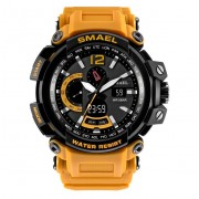 335 SMAEL Yellow Multi-Function Military Waterproof Wrist Watch