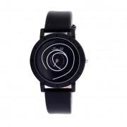 86 Black Dress Belt Quartz Casual Fashion Wrist Watch