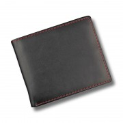55 Red Men Money Purses Soft ID Card Case Promotion Wallet